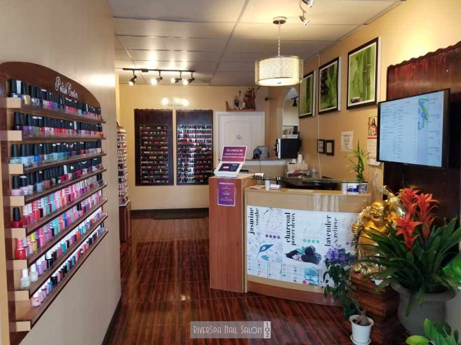 River Spa Nail Salon - The best nail salon in South River City Austin TX 78704
