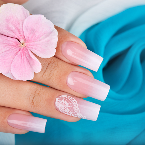 ARTIFICIAL NAILS MENU